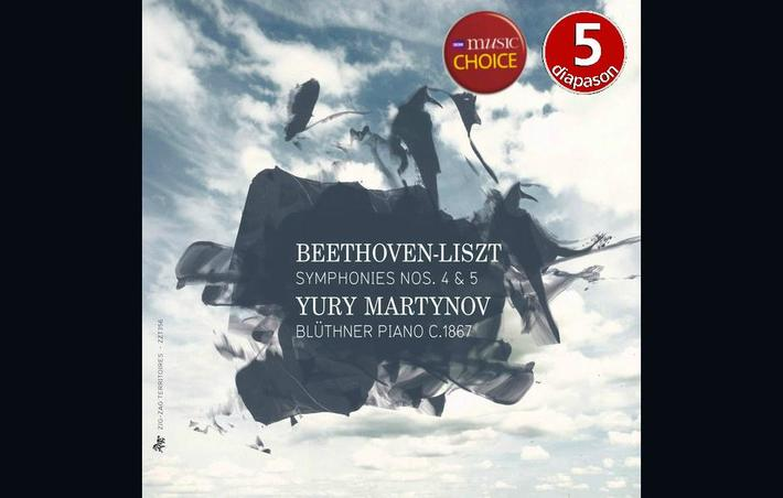 Yury Martynov official Website | Beethoven Symphonies Nos 4 & 5 - Reviews